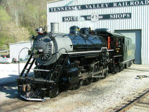 630 after completing renovations. All dressed up and ready to go! Photo from TVrail.com website