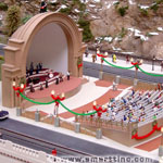 SMARTT Animated Bandshell