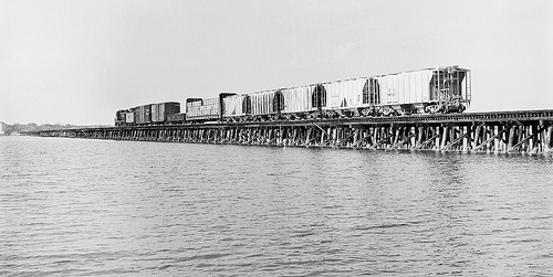 A typical way freight, Seaboard Coast Line, photo Alcomike43
