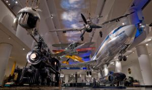 The Chicago Museum of Science & Industry, photo from their website msichicago.org.