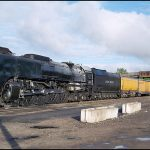 Union Pacific 844 Steam Locomotive Flickr photo by Douglas Wertman