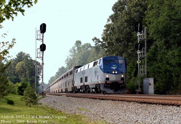 AmtrakChester