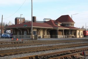 Danville, KY station, photo Keegan Rogers on Flickr