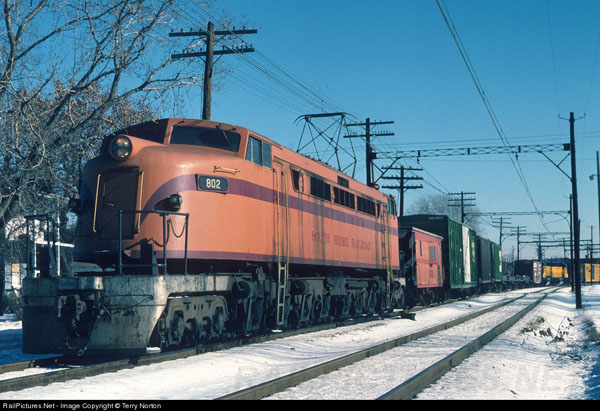 South Shore Little Joe, Photo RailPictures.net Terry Norton