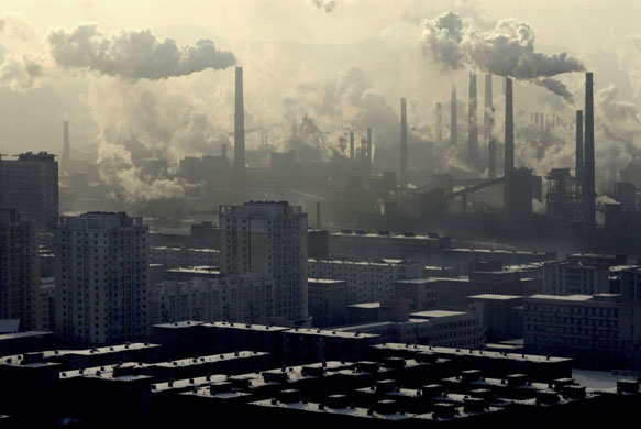South Chicago steel mills photo reasonbellpundit blogspot