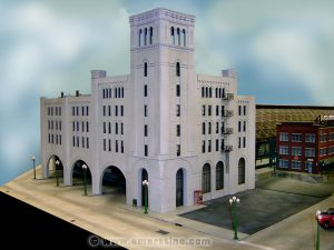 Here's a station that SMARTT custom built based on the design of the Chicago Station above.