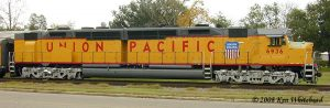 EMD Union Pacific DDA40X (photo by Ken Whitehead)