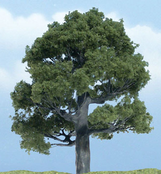 Woodland Scenics Premium Oak Tree photo from their website