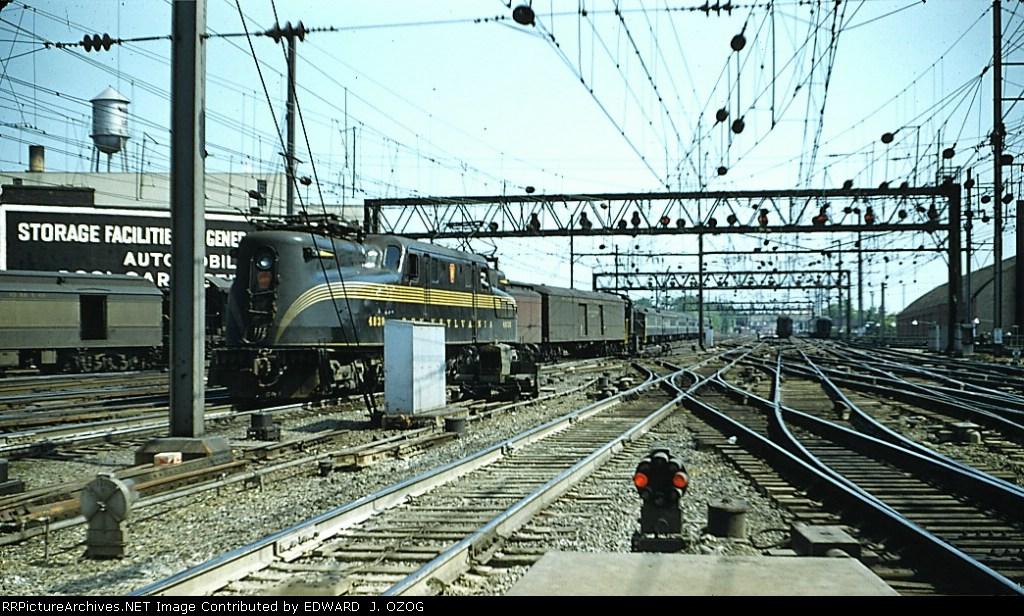 WUT in 1957