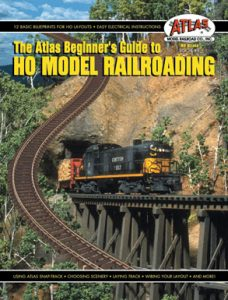 One of many Atlas track plan books