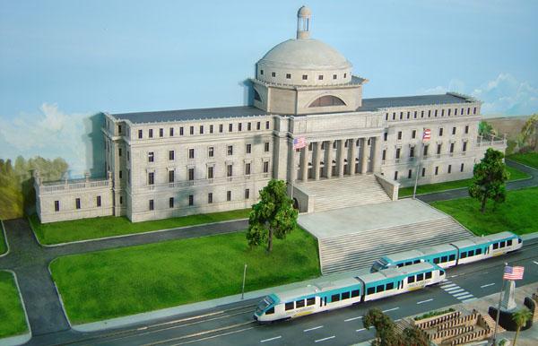 HO Scale Capitol Building