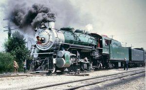 Southern number 4501 Photo by David V. Leonard from railarchive.net