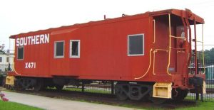 Southern Caboose Photo, Carknocker .com