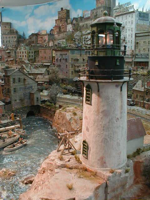 Photo of F&SM Lighthouse, Ken Spranza