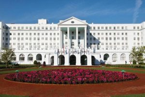 Greenbrier Hotel (Photo from their website, greenbriar.com)