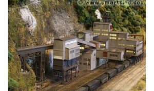 A second view of the coal mine.