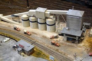 Concrete Plant built by SMARTT based on magazine article